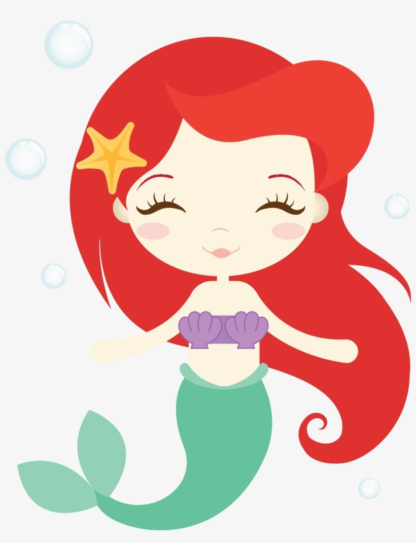 Ariel Mermaid, Ariel The Little Mermaid, Baby Mermaid,.