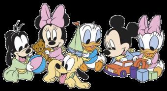 Disney Babies.