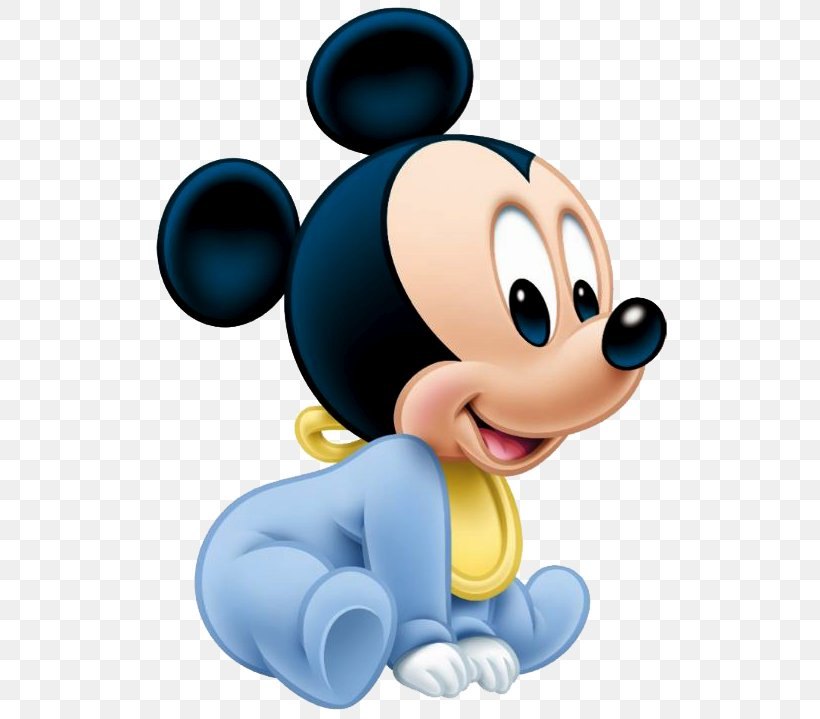 Mickey Mouse Minnie Mouse Infant Clip Art, PNG, 534x719px.