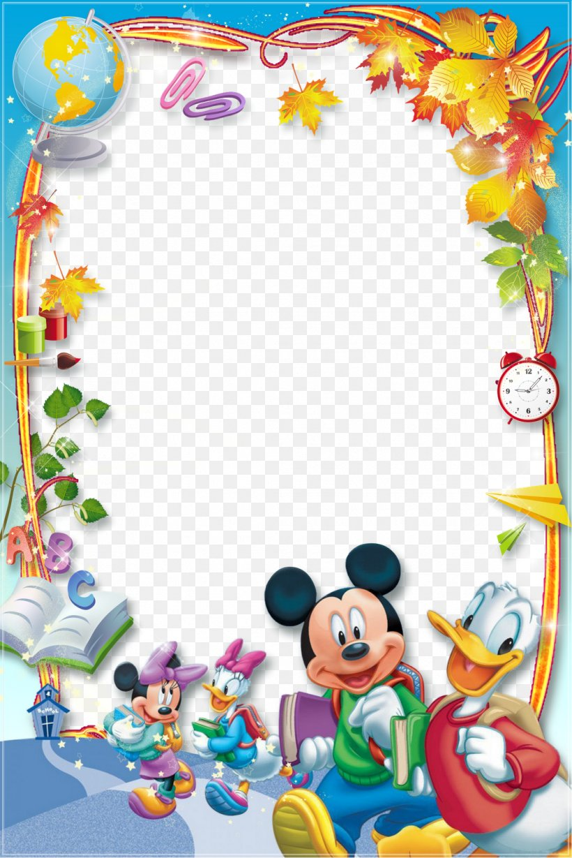 Mickey Mouse Minnie Mouse Daisy Duck Donald Duck Picture.