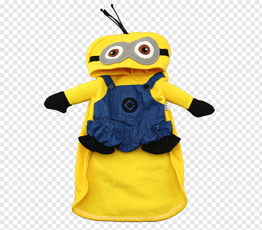 Costume Minions Clothing Dog Shirt, minions free png.