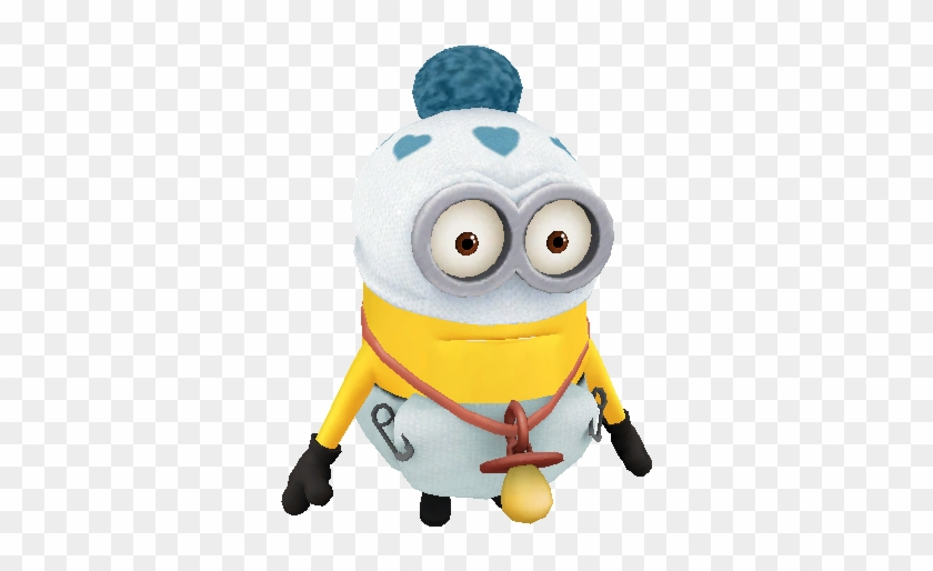 Minions Baby Png.