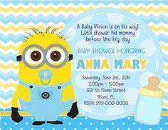 46 Best Baby Shower Minions images.