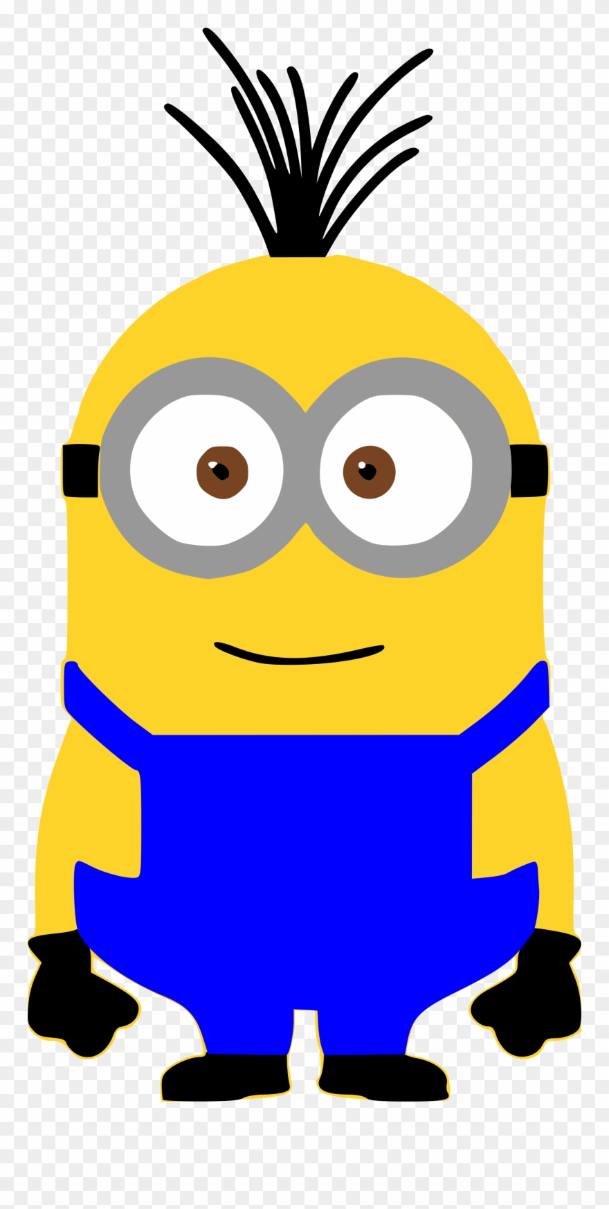 Library of clipart royalty free stock minion png files.