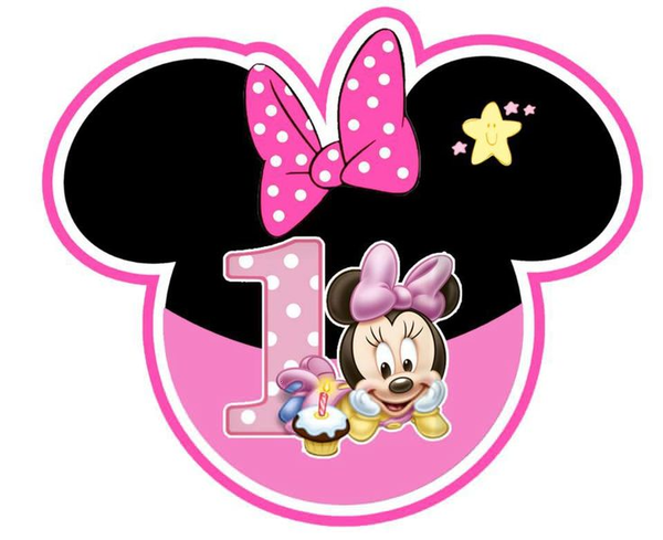 Baby Mickey Minnie Mouse Clipart.