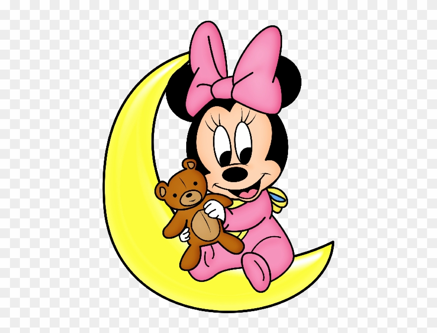 Baby Minnie Mouse Png & Free Baby Minnie Mouse.png Transparent.