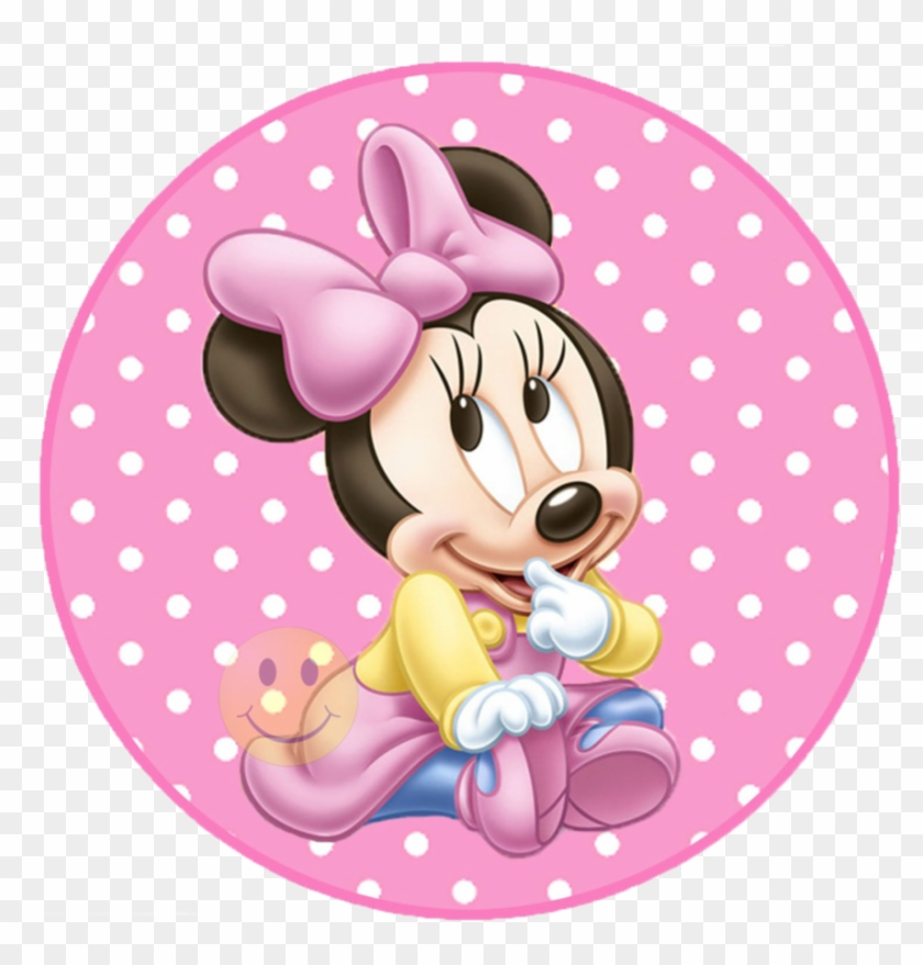 Baby Minnie Png.
