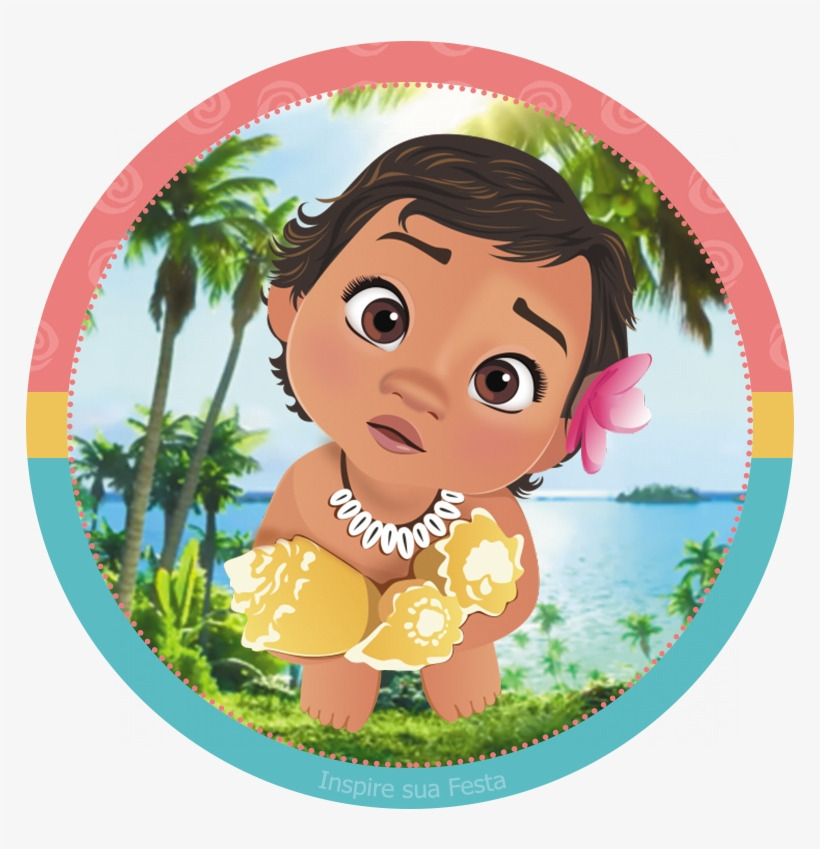 Moana Baby Png.