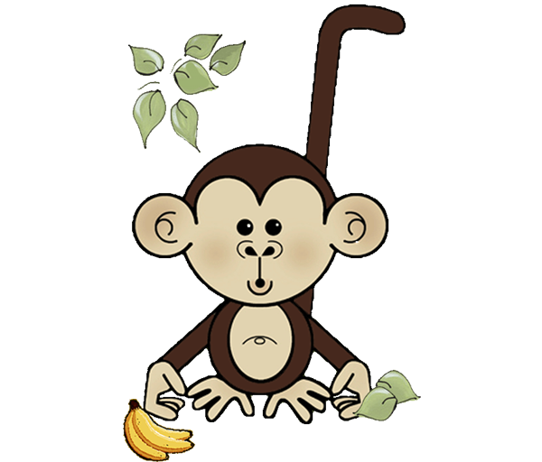 Mom clipart monkey, Mom monkey Transparent FREE for download.