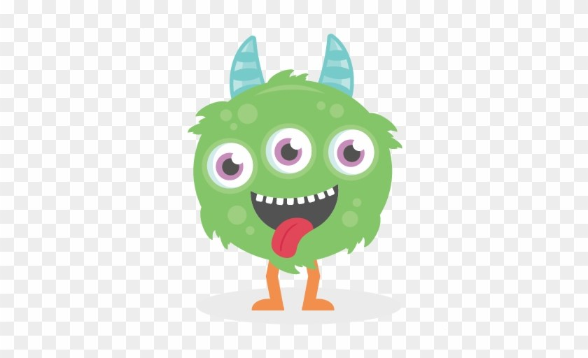 Cute baby monster clipart 2 » Clipart Portal.
