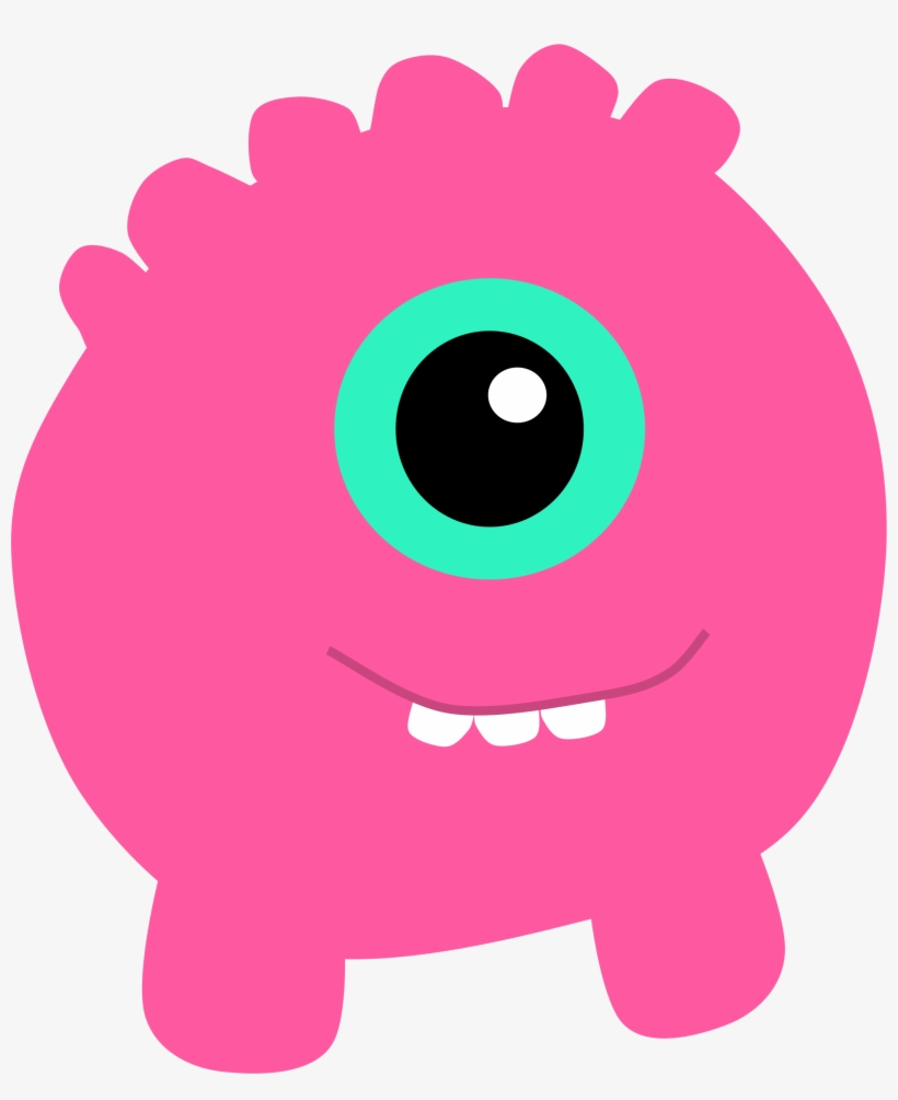 54 Free Baby Monster Clipart.
