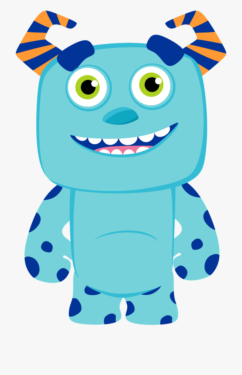 Monsters Inc, Little Monsters, Monster Clipart, Monster.