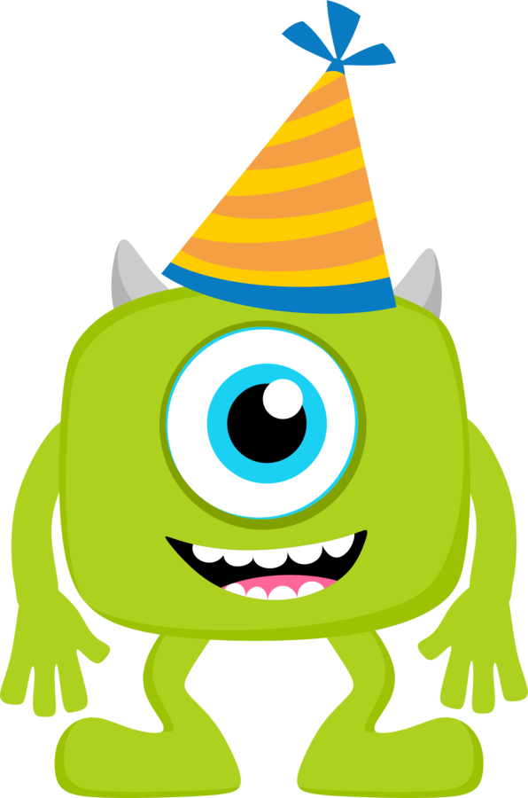 HD Baby Monster Inc Clipart.