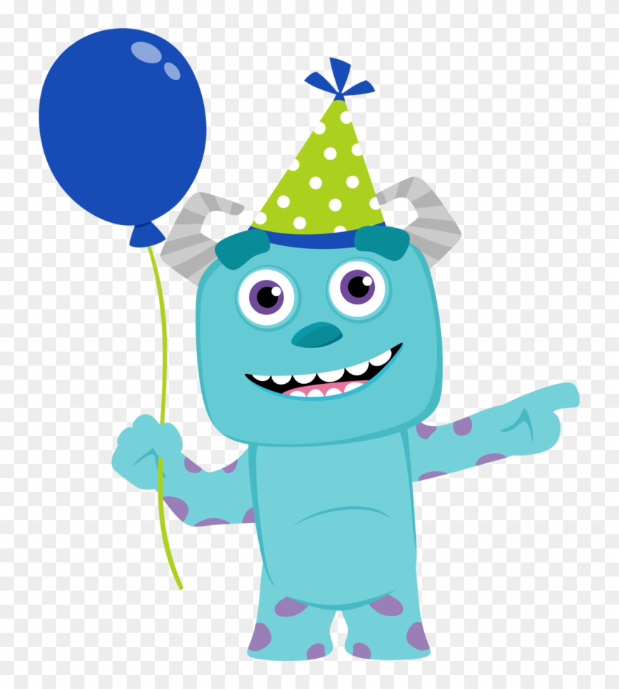 Clipart De Monster Party Bebés.