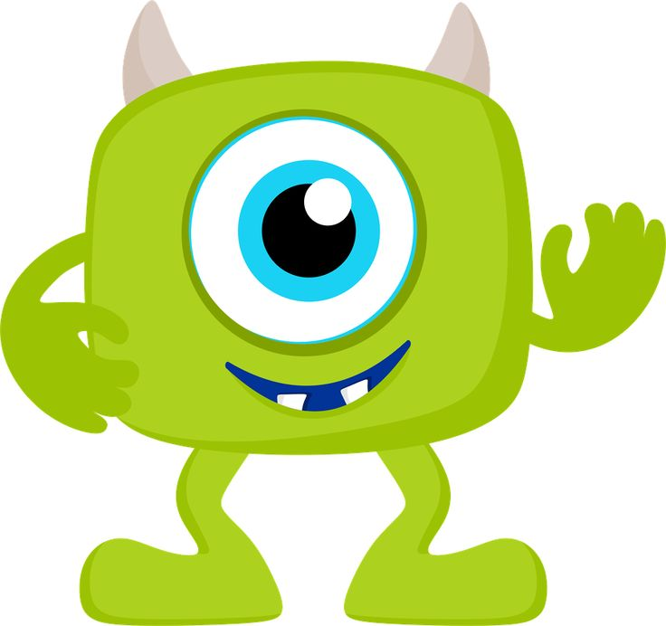 Monsters Inc Clipart.