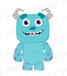 BABY MONSTERS Digital Clipart, Digital Clipart Monsters / Instant.