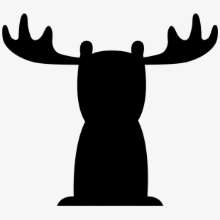 Cartoon Moose Clipart Free Clip.