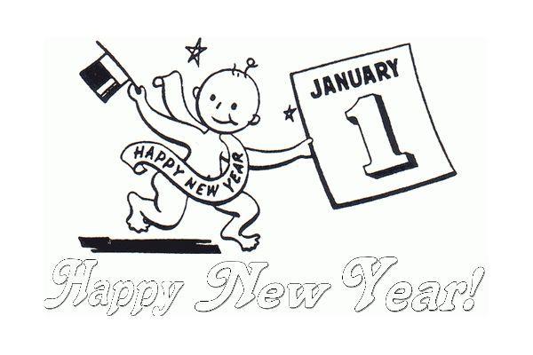 Happy New Year BABY.