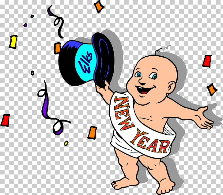 New Year\'s Eve Christmas Baby New Year New Year\'s resolution.