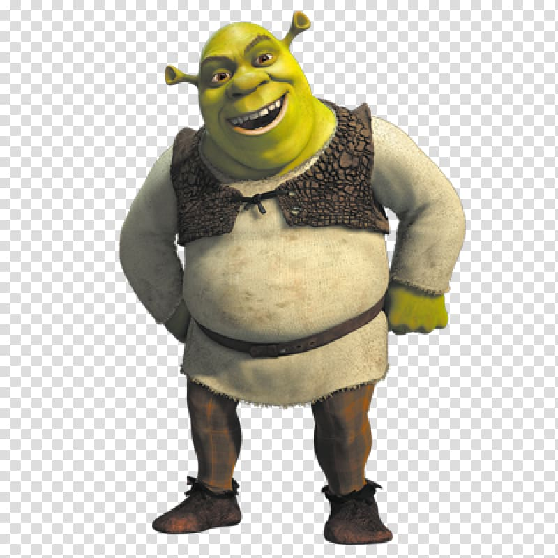 Shrek Princess Fiona Donkey Lord Farquaad, shrek transparent.