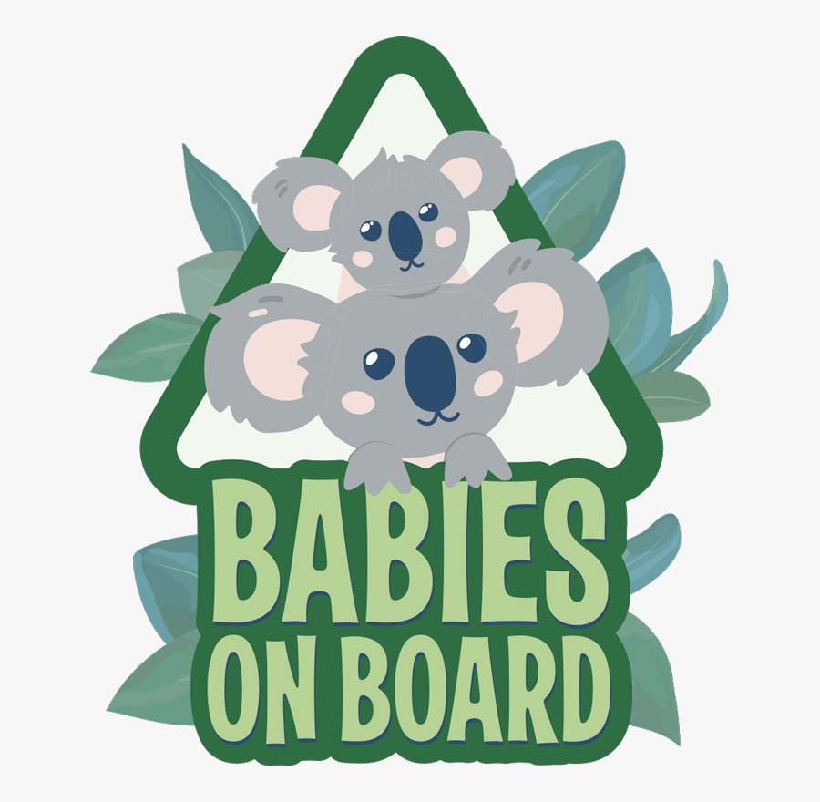 Baby On Board , Free Transparent Clipart.