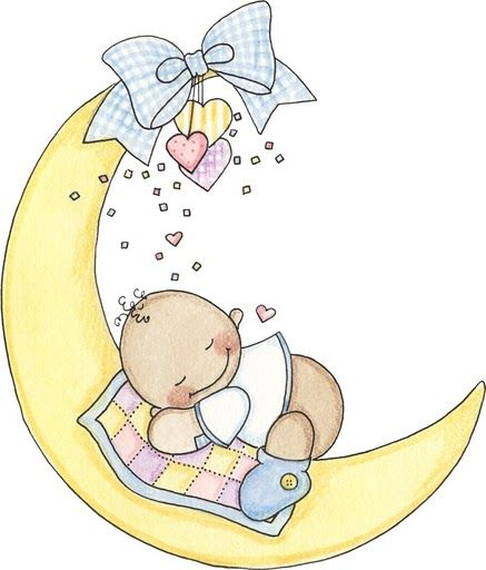 Baby clipart moon, Picture #244106 baby clipart moon.