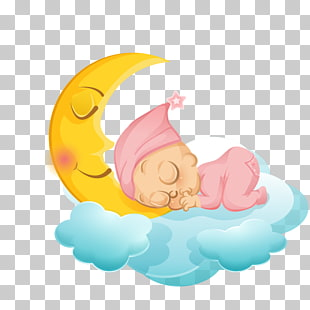 245 moon Baby PNG cliparts for free download.