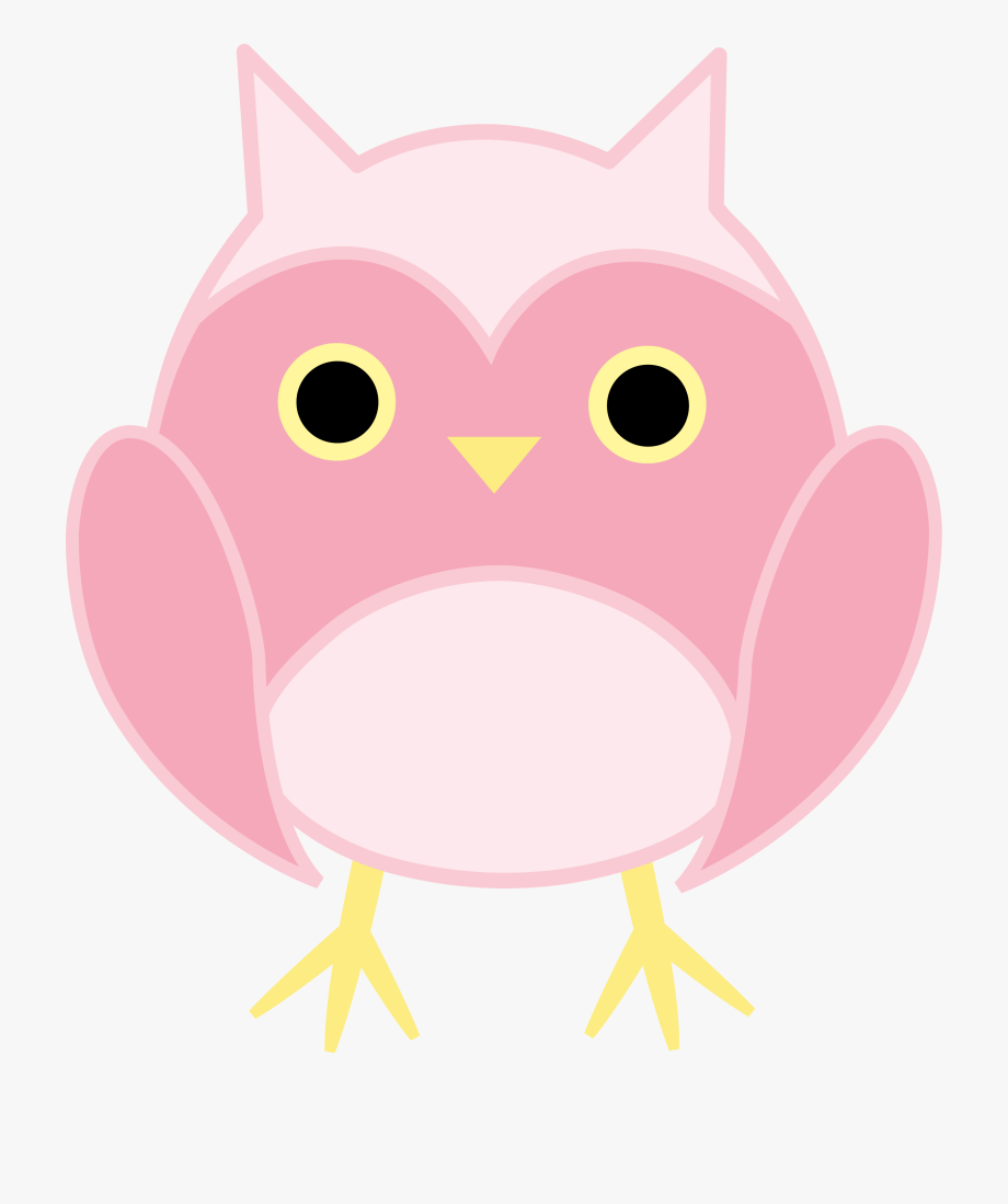 Images For > Baby Owl On Branch Clip Art.