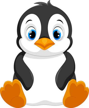 4,982 Baby Penguin Stock Illustrations, Cliparts And Royalty Free.