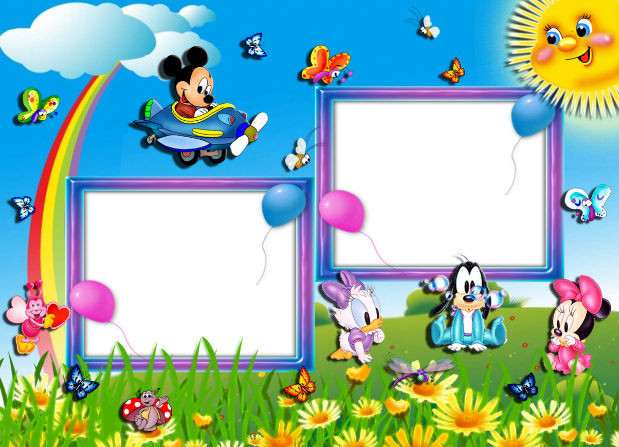 HD Baby Mickey Mouse Frame 1154047.
