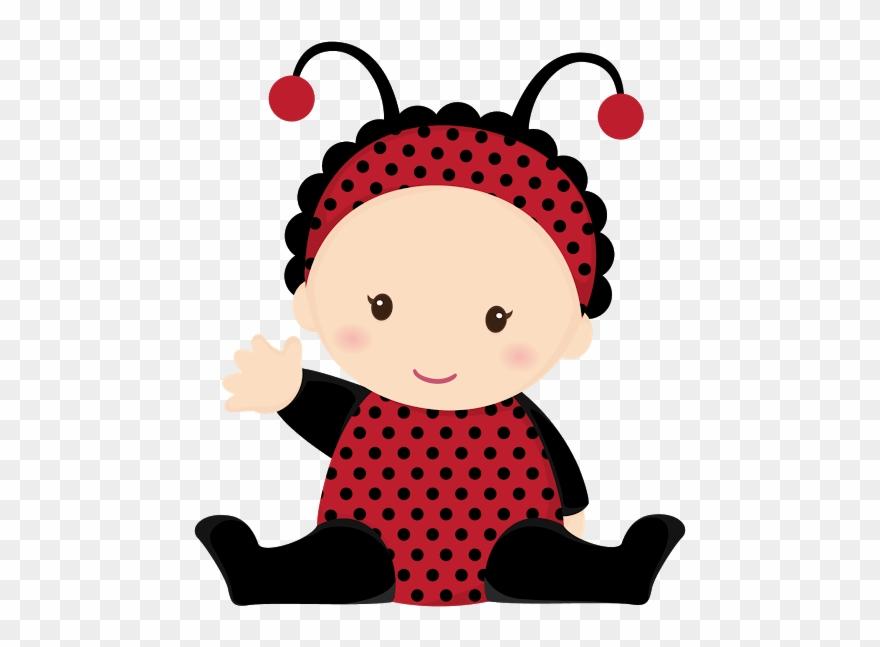 Babies Clipart Ladybug.