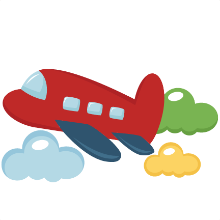 Baby Airplane Clipart.