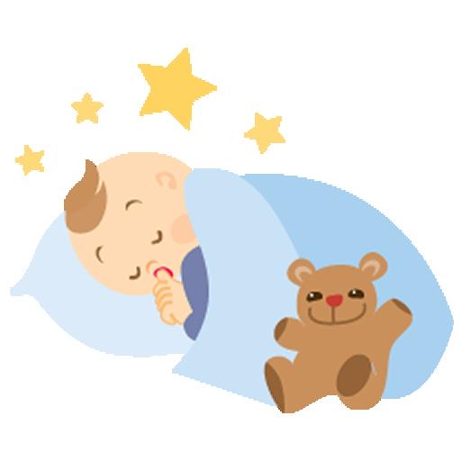 Infant Child Sleep Clip art.