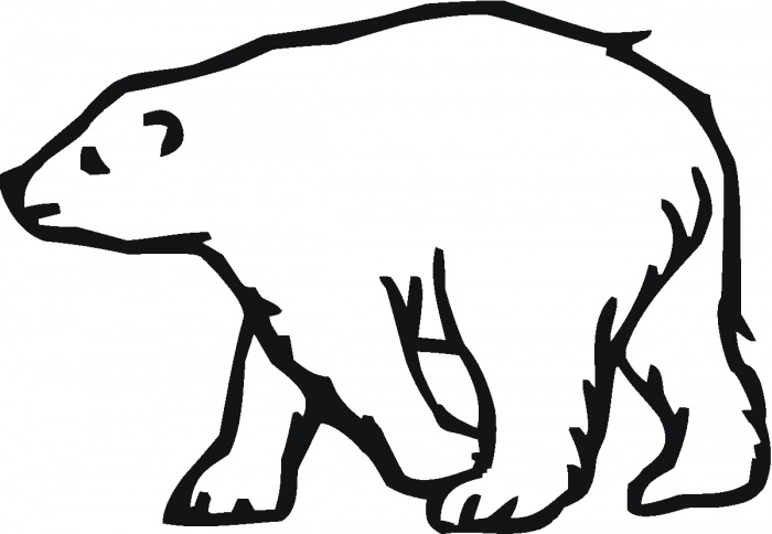 Free Baby Polar Bear Cartoon, Download Free Clip Art, Free.