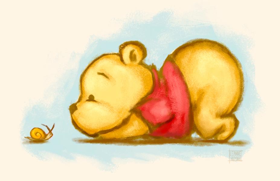 Baby Pooh.