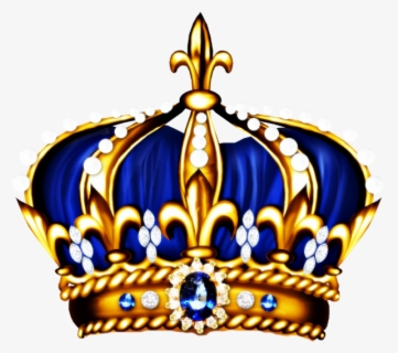 Free Prince Crown Clip Art with No Background.