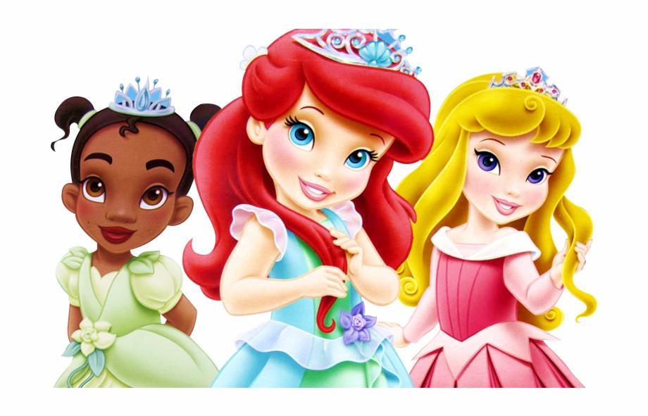 Disney Baby Princess Png.
