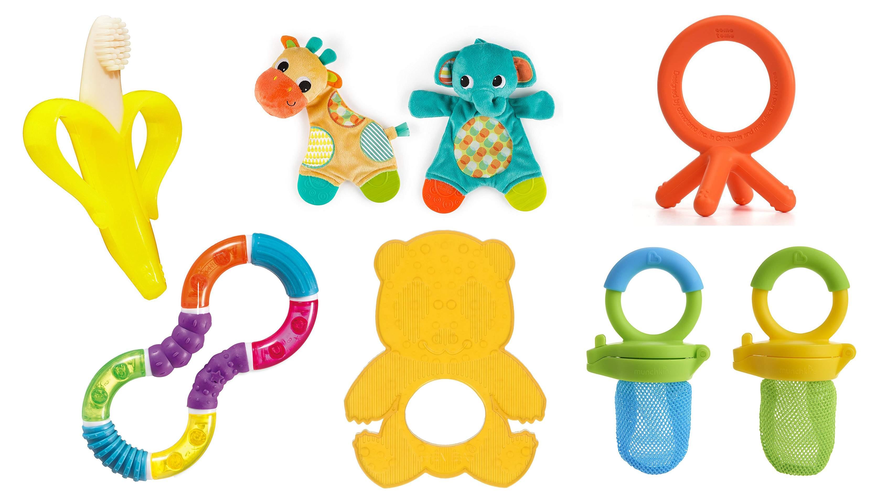 Top 20 Best Baby Teething Toys.