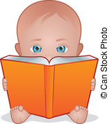 Baby read book Illustrations and Stock Art. 1,857 Baby read book.