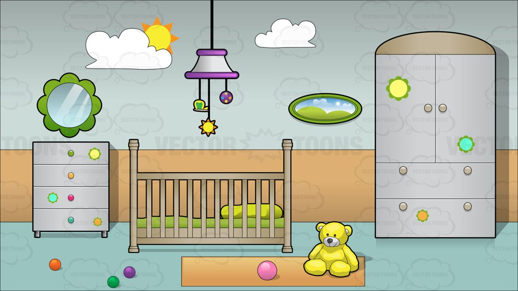 Infant Room Clipart.