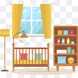 Baby Room Clipart.