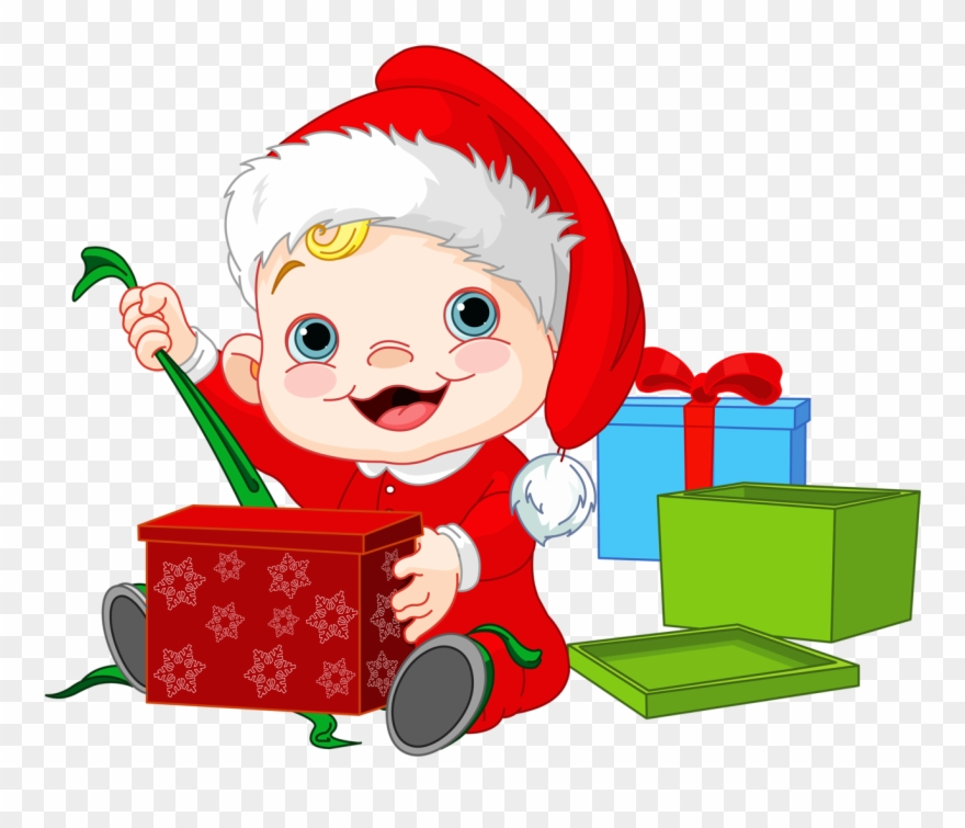 Free Presents Clipart Image.