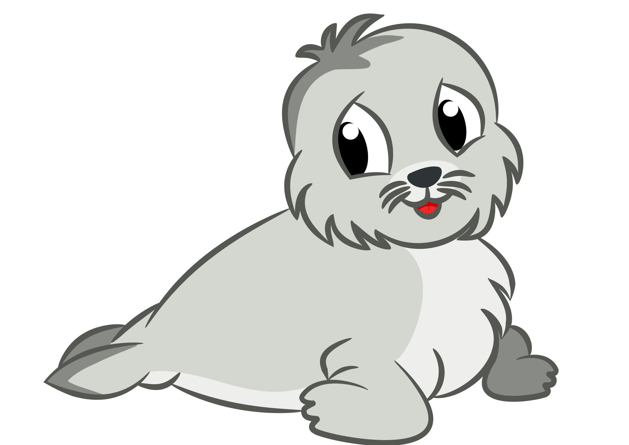 Baby Seal Clipart Clipground