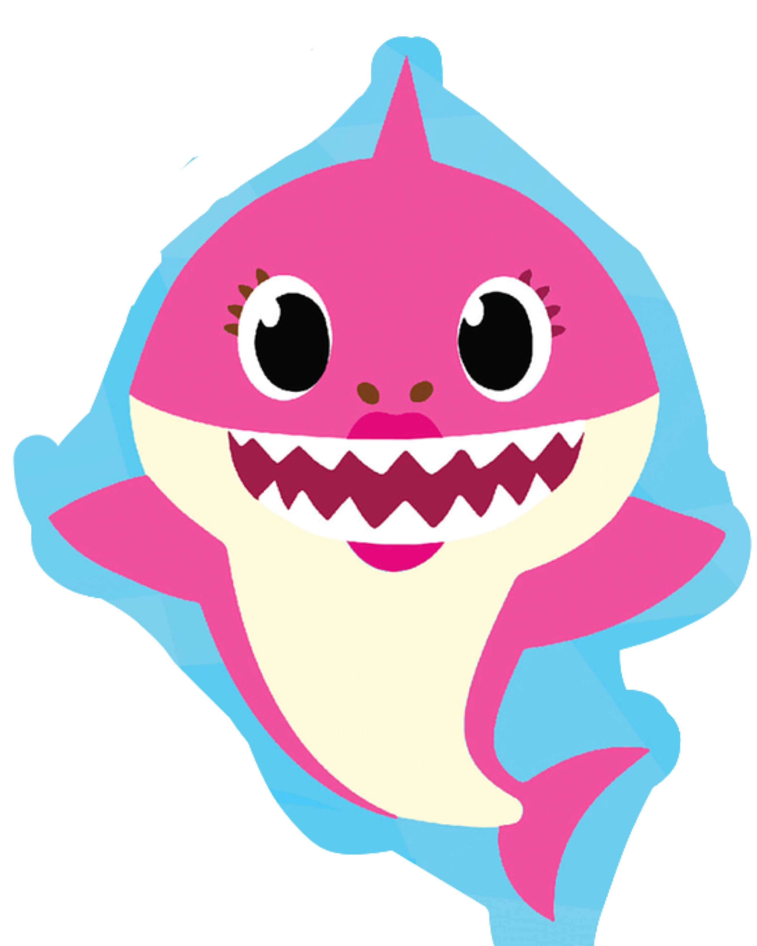 Baby Shark Clipart For Printable To in 2019.