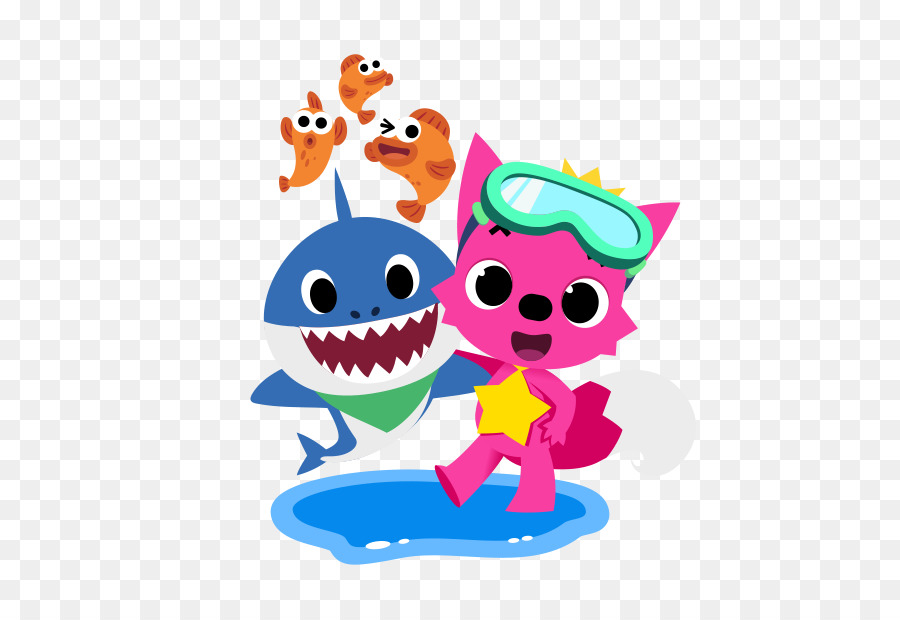 Baby Shark Clipart Png.