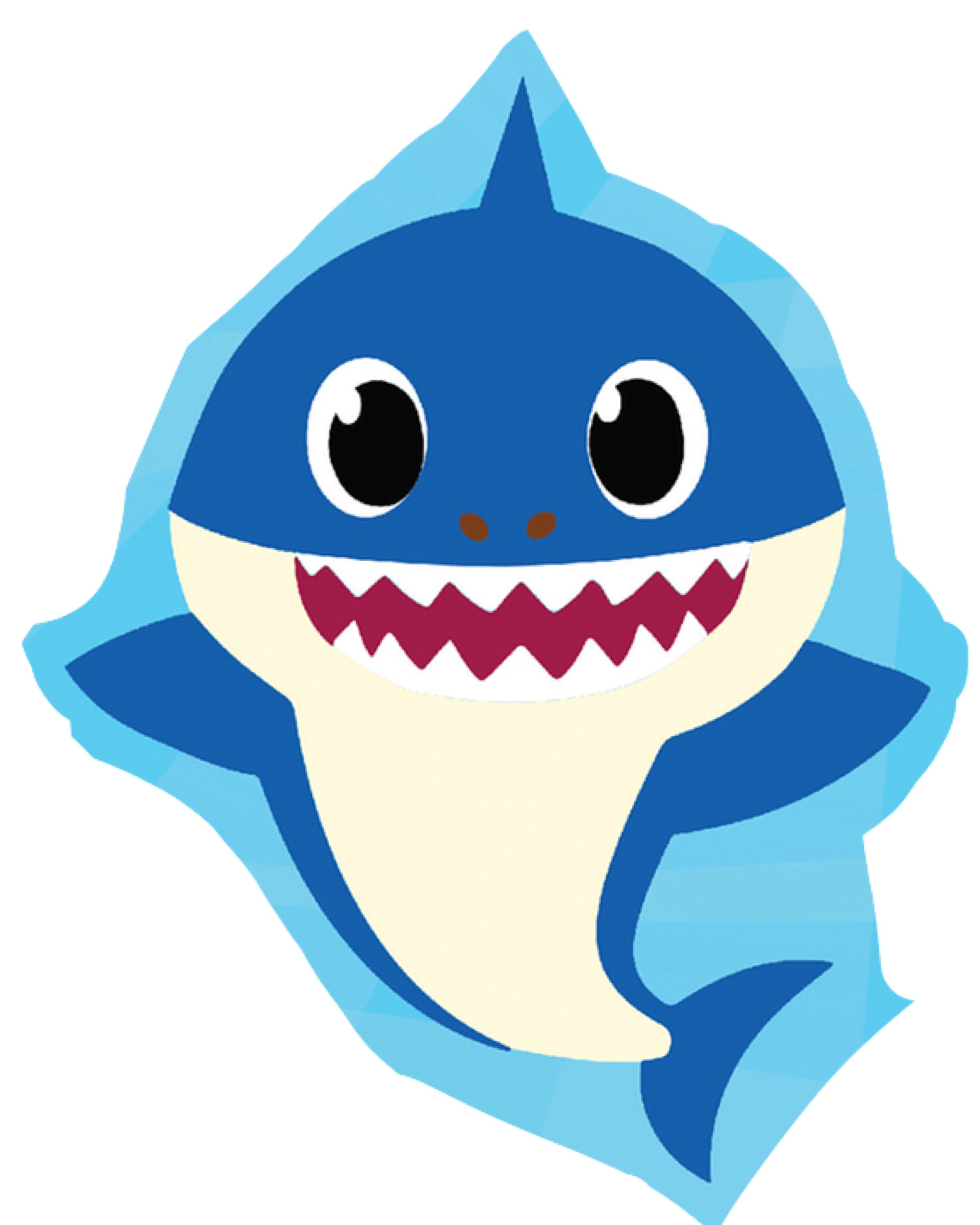 Baby Shark Png & Free Baby Shark.png Transparent Images.