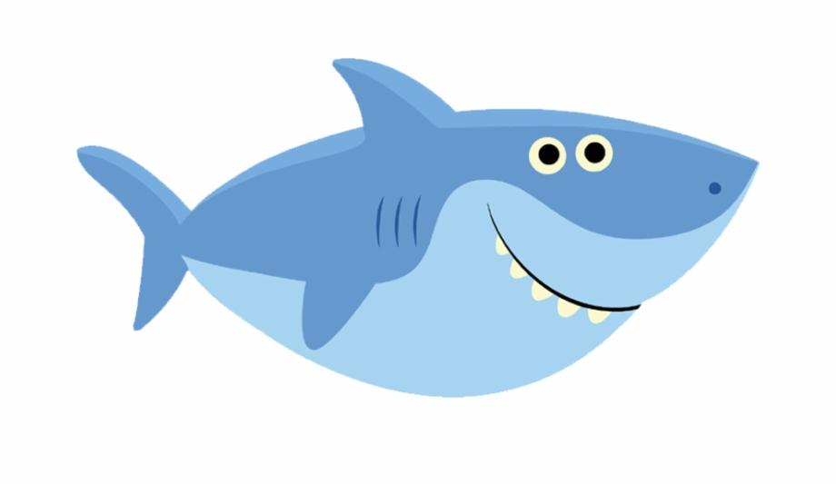Baby Shark Clipart Song Baby Shark Daddy Shark.