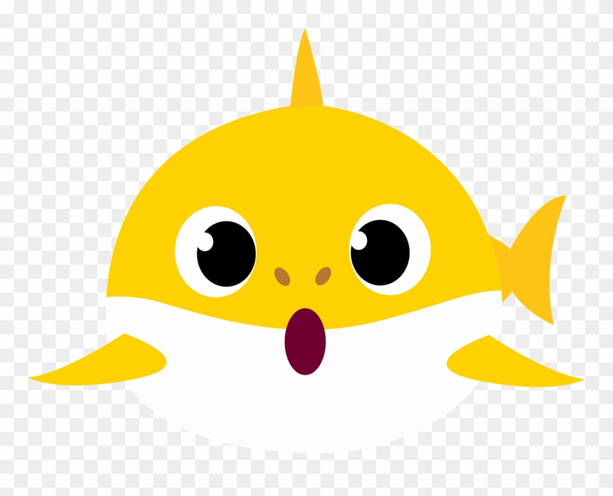 Baby Shark Png Clipart (#4130702).