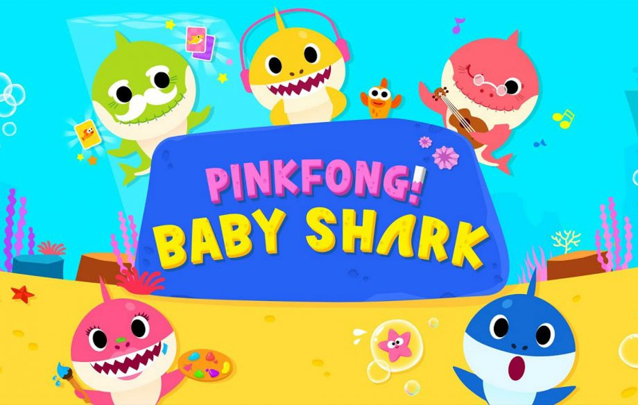 Baby Shark is in the charts but no one is getting the money.