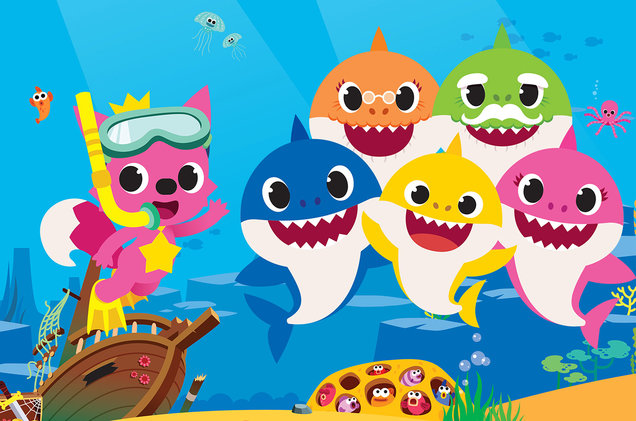 Baby Shark\' Cereal to Be Launched by Kellogg\'s.